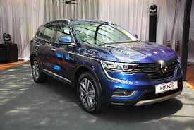 renault koleos 2016 interior renault koleos flagship suv unveiled with rm 172 800 price tag