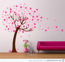 Beautiful Wall Stickers by Spectacular Inspiration 9 Wall Designs Stickers 45 Beautiful Wall