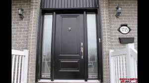 Deco Entree Exterieur Portes D U0027entrée Façade De Maison Front Doors Youtube