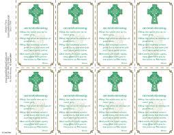 blessing card i blessing 8 up prayer card