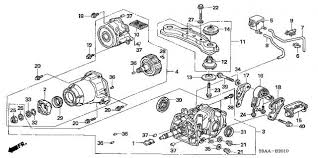2003 honda crv vibration problems 2003 rear differential dynamic der