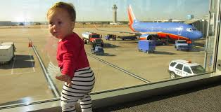 Michigan traveling with infant images Flying with a baby or toddler air travel with babies amp jpg