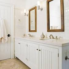 Bathroom Cabinets With Vanity Beadboard Bathroom Vanity Design Ideas