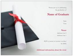 graduation announcements template graduation announcements templates vistaprint