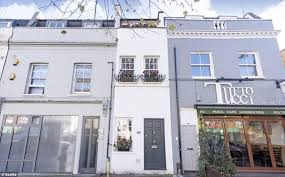how to go about building a house battersea slim house to go on sale for 1million daily mail online