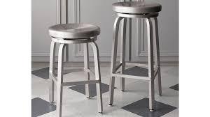kitchen bar stools backless gorgeous swivel counter height bar stools spin swivel backless