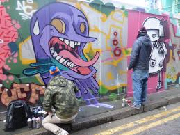 new lost souls crew mural in shoreditch london calling blog p1430104