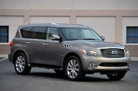 infiniti qx56 vs mercedes gl450 2013 infiniti qx56 w video autoblog