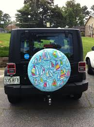 tire cover jeep wrangler awesome jeep 2017 lilly pulitzer custom painted jeep spare tire