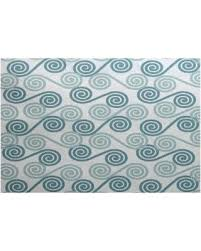 3 X 5 Indoor Outdoor Rugs Deal Alert E By Design 3 X 5 Ft Rip Curl Geometric Print Indoor