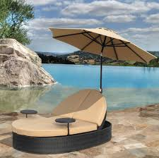 Wicker Chaise Lounge Chair Design Ideas Solara Chaise Lounger In Pvc Poly Wicker With Espresso