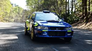 subaru mitsubishi rally icon u0027s old car becomes most expensive subaru on the planet