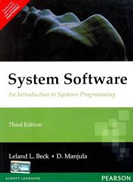 system software an introduction to systems programming 3rd