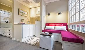 micro apartments america s oldest mall is saved by transforming it into 48 cozy low