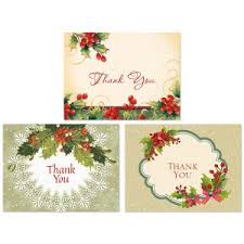christmas thank you cards christmas thank you cards notes current catalog