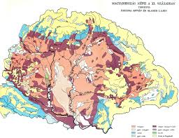 Hungary World Map Ethnic Map Of Kingdom Of Hungary In The 11th Century Based On