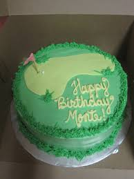 golf themed birthday cake recipes image inspiration of cake and