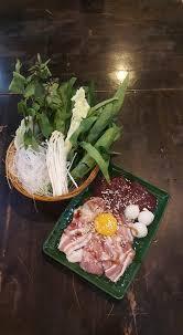 cuisine standard menu steamboat standard pork moo ka ta krua