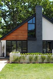 exteriors fantastic looking house in laurencekirk by axn and