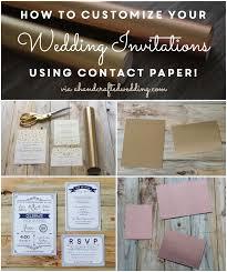 add gold to wedding invitations wedding gold diy wedding ideas