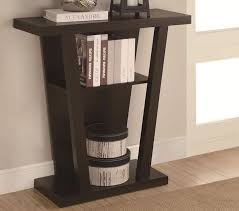 contemporary accent tables modern entryway furniture three dimensions lab