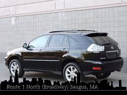 certified lexus rx 330 used 2009 lexus rx 350 ex l at saugus auto mall