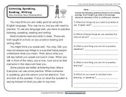 summarizing worksheets 2nd grade free worksheets library