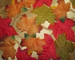 Fall Wedding Aisle Decorations - autumn etsy