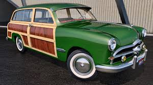 1949 ford woody station wagon by samcurry on deviantart