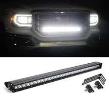 Mounting Brackets For Led Light Bar 17 Sierra 1500 2500 3500 Hd Behind Grille 30