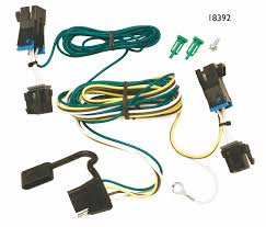 2003 2016 chevy express 2500 tow ready trailer wiring kit