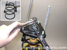 porsche 911 carrera shocks and springs replacement 996 1998