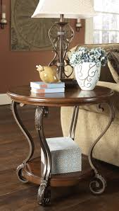 ashley furniture side tables buy ashley furniture t517 6 nestor round end table
