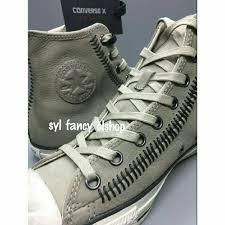 Jual Sepatu Converse Varvatos jual sepatu converse x varvatos chuck artisan stitch