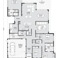 how to design a floor plan floor plan friday u shaped 5 bedroom family home