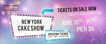 Home Design Show Pier 92 Broadway New York Cake Show