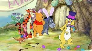winnie the pooh easter eggs review winnie the pooh springtime with roo tmr