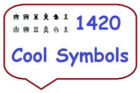 1420 cool alt key codes symbols and characters for facebook