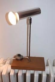 bureau chrome le de bureau design omi suisse 1950 en chrome hauteur 43 cm