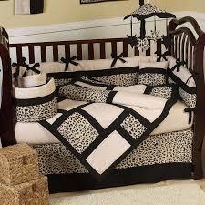Cheetah Print Crib Bedding Cheetah Print Crib Bedding Sets All Modern Home Designs Unique