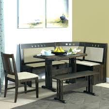 kitchen corner bench seating with storage dining table benches