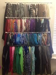 scarf organization fashion u0026 hair pinterest scarf