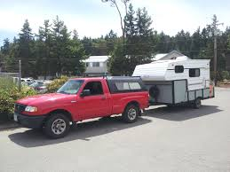 Truck Bed Trailer Camper This Is My Super Frugal Diy Utility Trailer Camper Combo