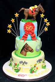 sports u0026 hobbies s u0026 h 15 revolving horse racing cake