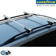 porta pacchi per auto coppia barre portatutto portapacchi per auto railings alluminio