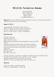 Chemical Technician Resume Biologist Resume Template Molecular Biology Resume Sample