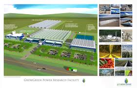 our projects growgreen power