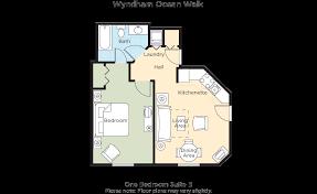 2 bedroom suites in daytona beach fl wyndham ocean walk
