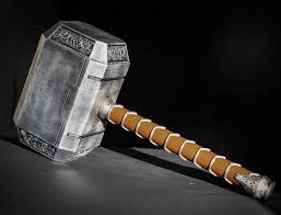 thor hammer hammer of thor thor cosplay prop life size