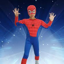 Boys Spider Halloween Costume Buy Wholesale Spiderman Costume China Spiderman